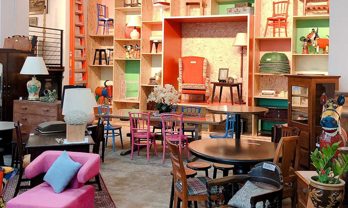 Pre Loved Furniture Store